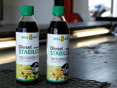 Diesel Stabilizer Bell Add