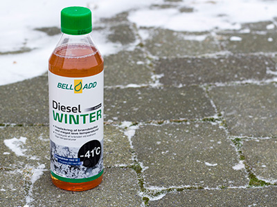 Diesel Winter Bell Add