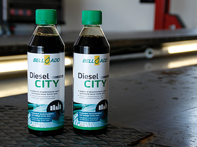 Diesel City Bell Add