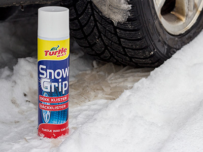 Snow Grip Turtle wax